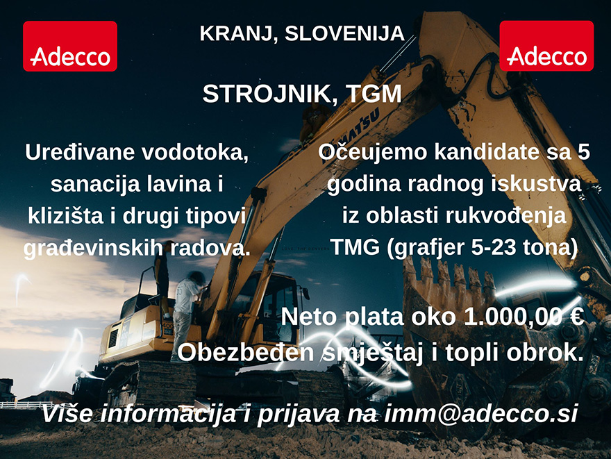 Strojnik TGM (m/ž)