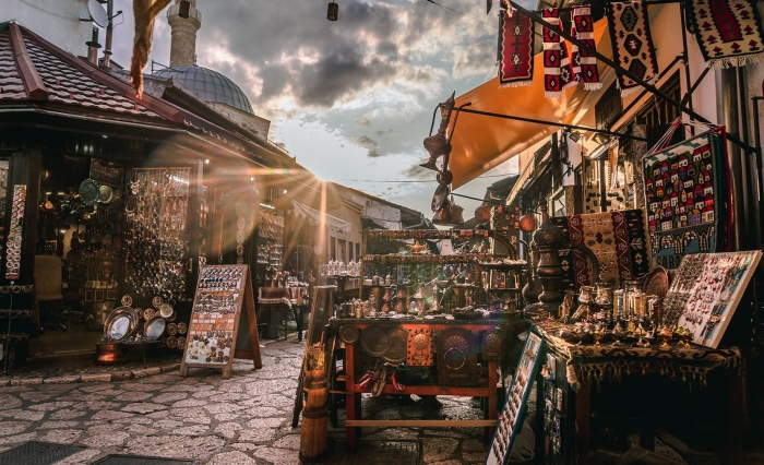 U Kantonu Sarajevo 667 hiljada turista, najviše iz Kine i Hrvatske