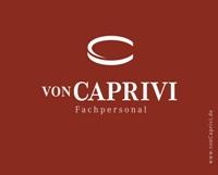 von Caprivi GmbH Fachpersonal