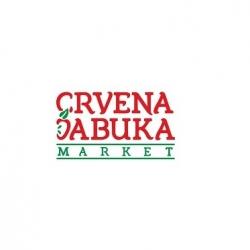 Crvena jabuka market