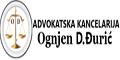 Advokat Ognjen D. Đurić